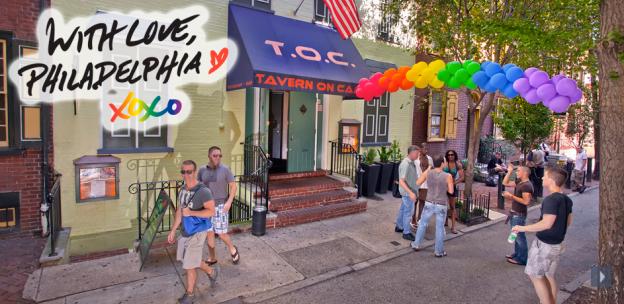 Tavern Center City Philadelphia  Camac Street