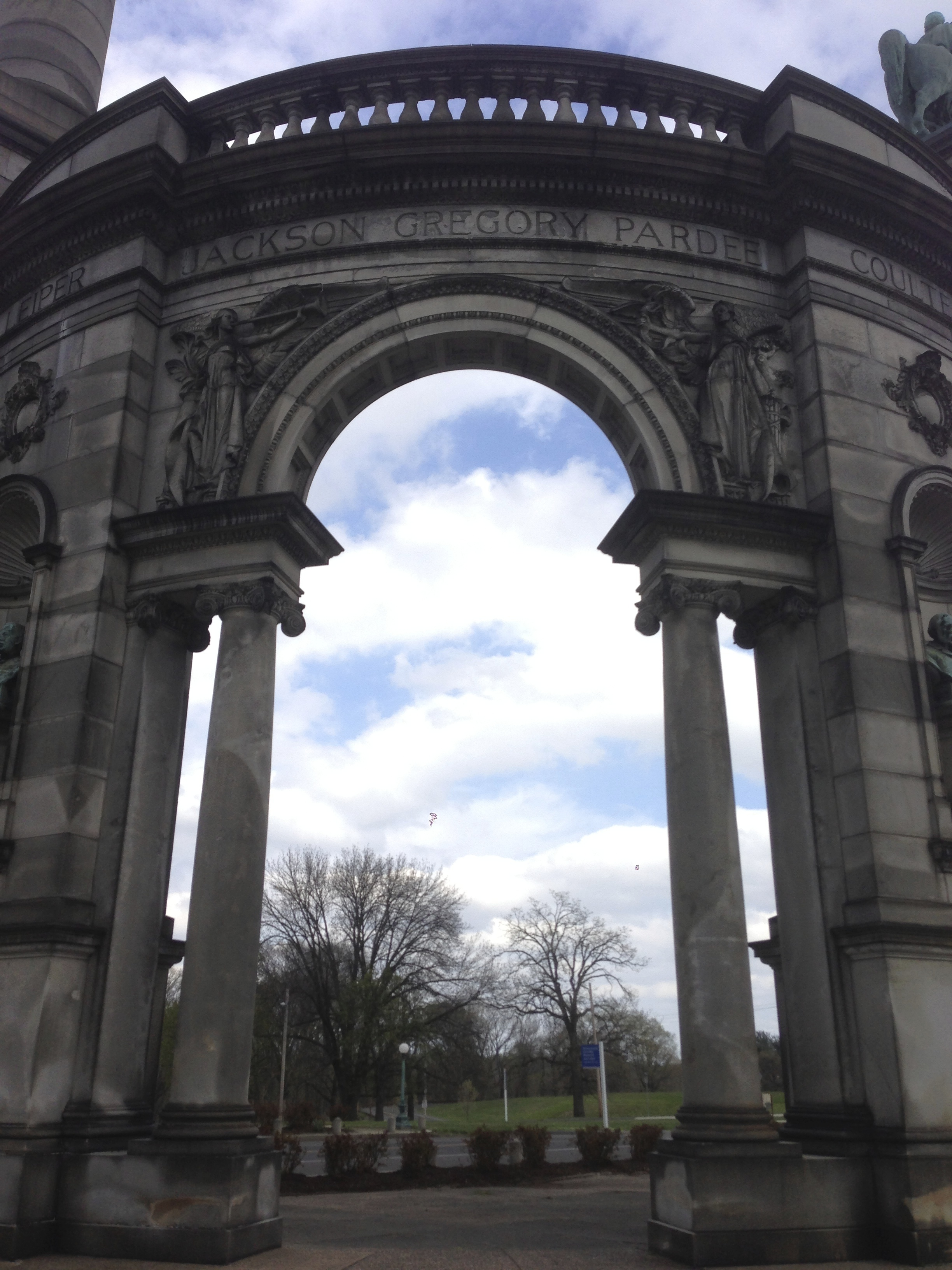 Reason 11 The Smith Memorial Arch And Its Whispering